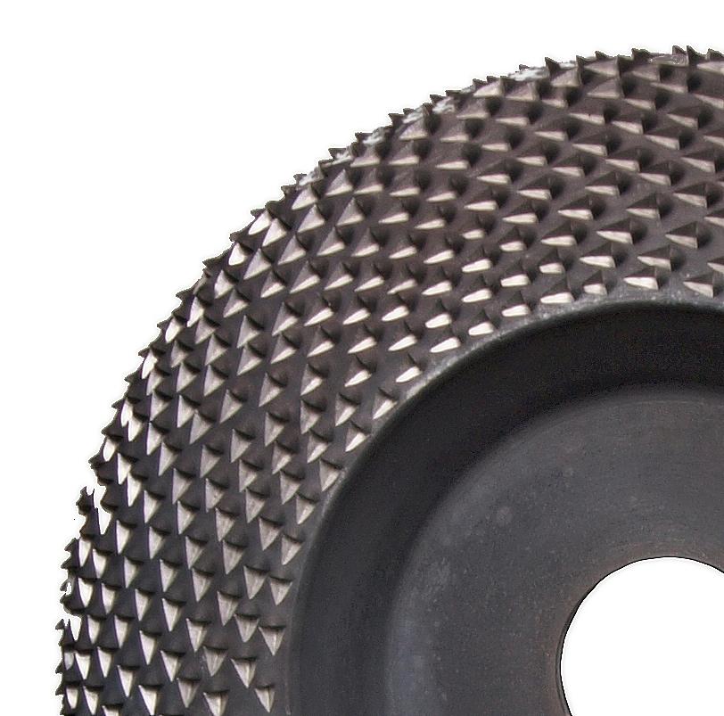 kotoučová sekaná rašple s OSTRÝM krajem-125 mm